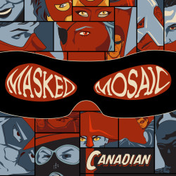 Masked Mosaic Cover