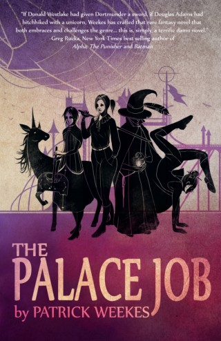 Palace Job cover