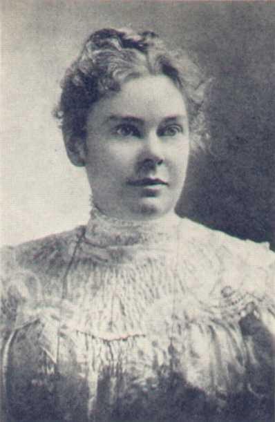 Lizzie Borden, c. 1890