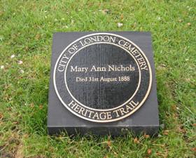 Polly's Gravesite
